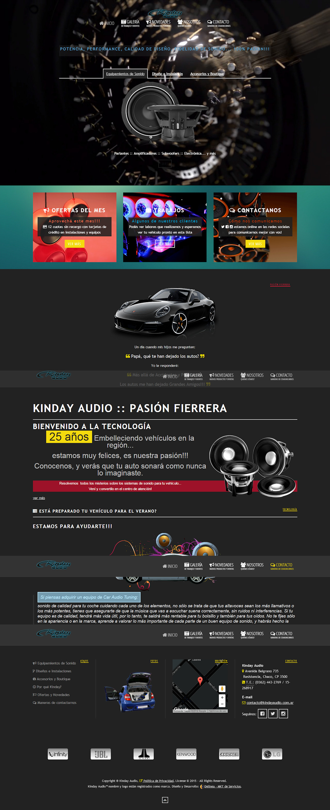Kinday Audio